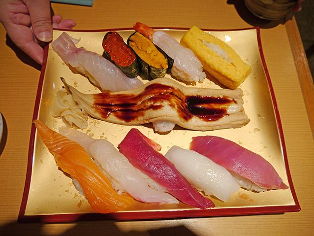 魚河岸寿司1