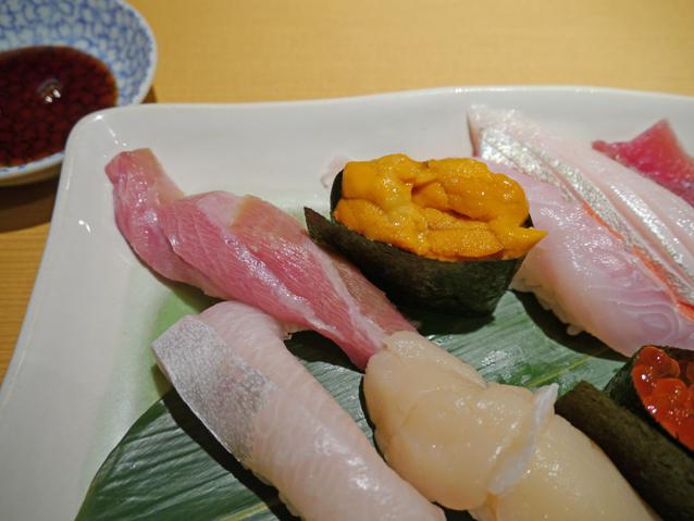 魚河岸寿司3