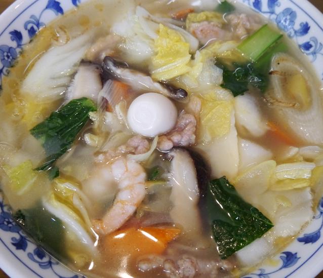 滋味菜館五目麺2
