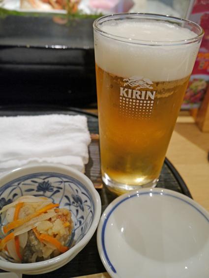 すしざんまいビール