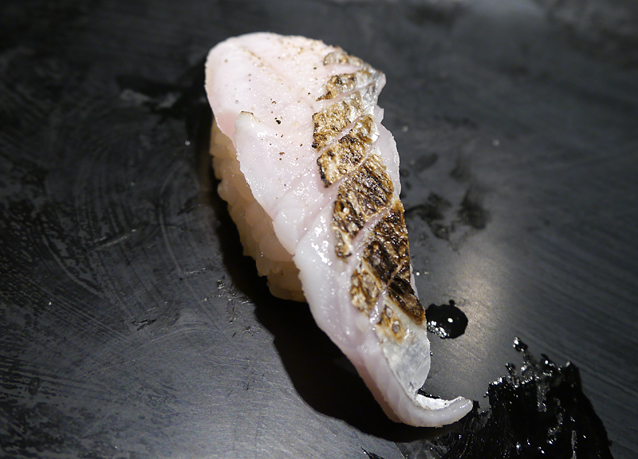 すしざんまい太刀魚