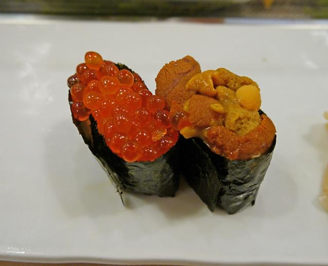 寿司清いくらうに