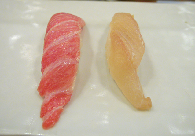 寿司清大トロたい