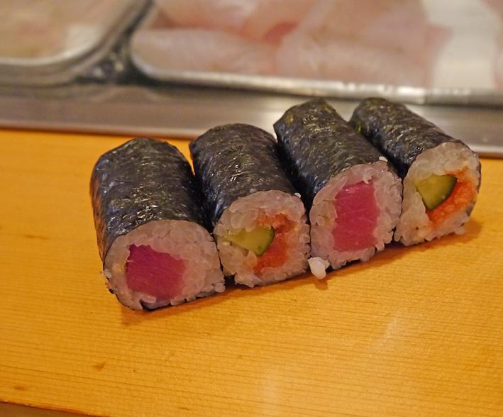 寿司大巻物