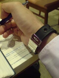 勉強腕時計