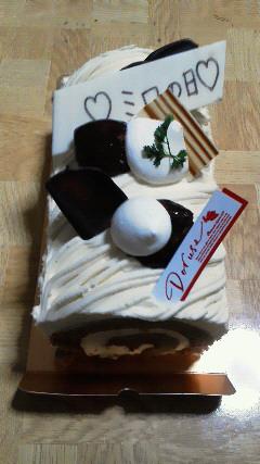 2013ミロの日ケーキ