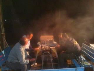20121008 前夜祭 4人