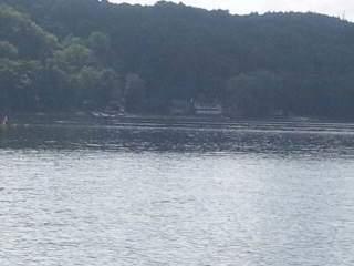 20121009  野尻湖ど真ん中