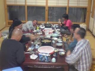 20111126 フェイスブルー忘年会