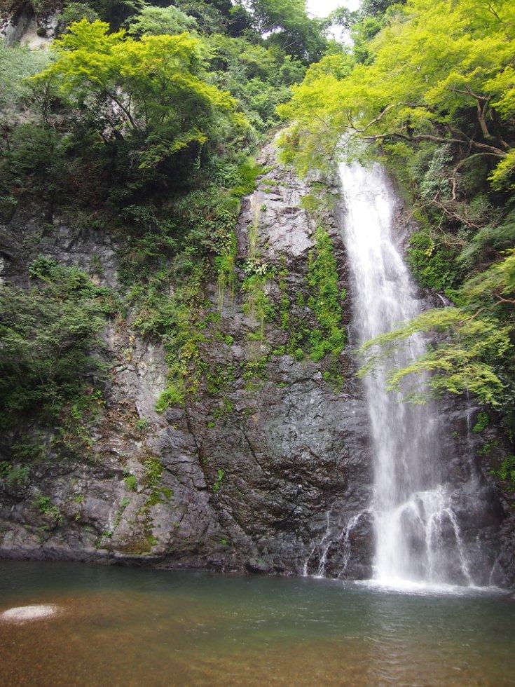箕面の滝5