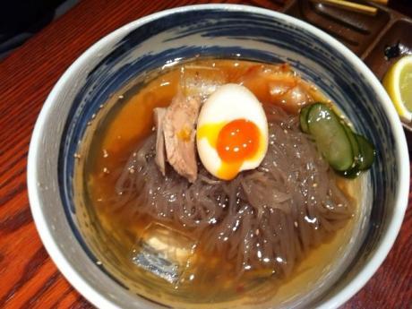 ときじ冷麺