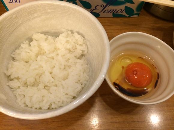 麺道部たまごかけご飯