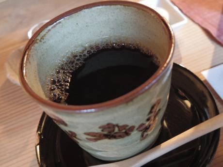 中川政七茶房コーヒー