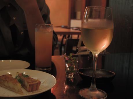 ブラッセリー24℃ワイン