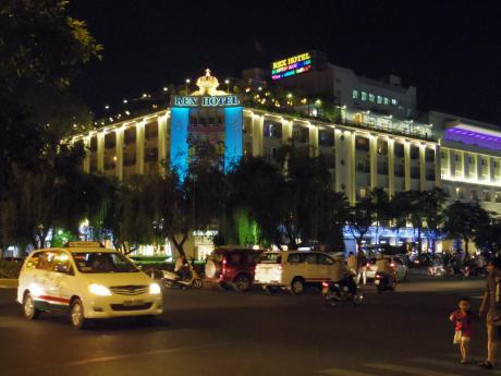 ホーチミンレックスホテル