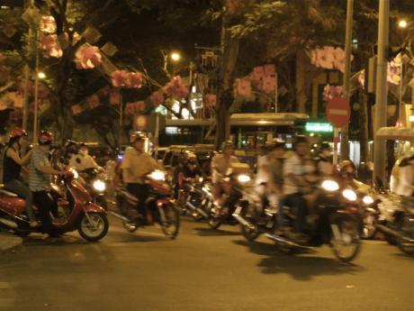 ホーチミンバイク3