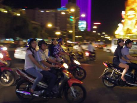 ホーチミンバイク2