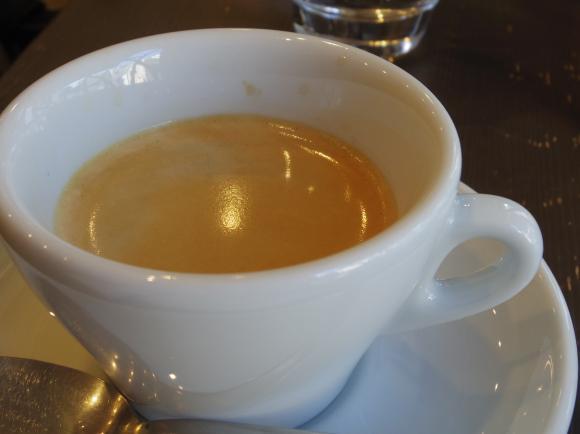 バッロッタ201410コーヒー