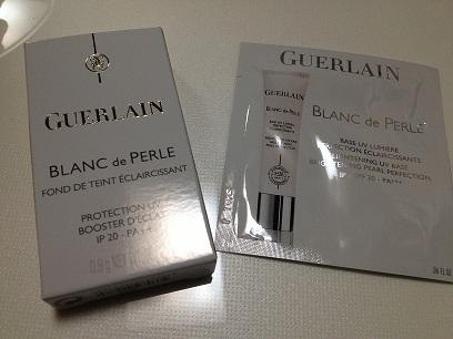 ゲラン/ペルル ブラン ブライトニング コンパクト