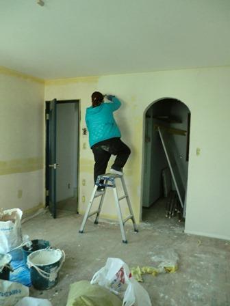 漆喰塗り2
