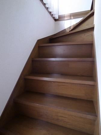 Y邸階段ビフォー