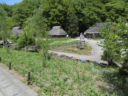 北海道アイヌの家