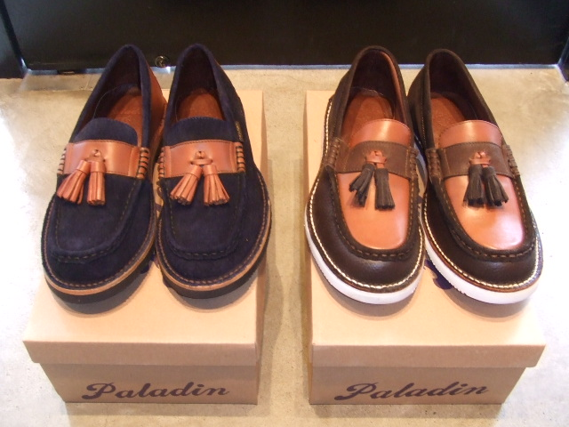 TO x OR GLORY x PALADIN TASSEL LOAFER