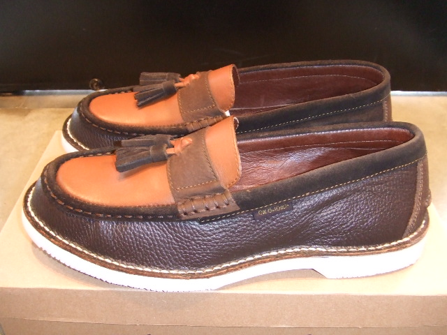 TO x OR GLORY x PALADIN TASSEL LOAFER BROWN SD1