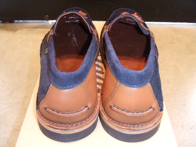 TO x OR GLORY x PALADIN TASSE LOAFER NAVY BK