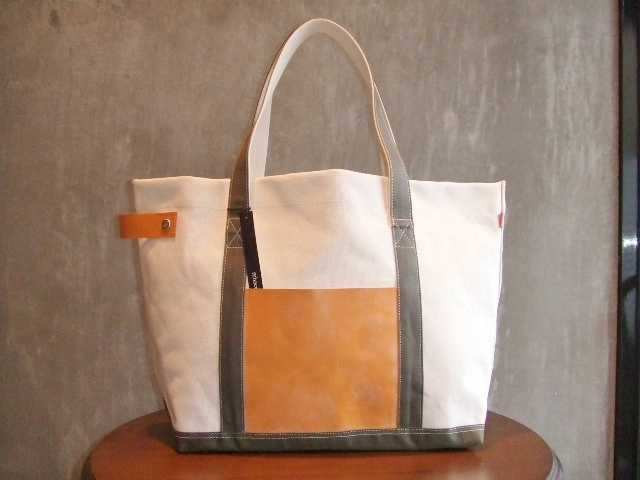 rehacer CAMPS TOTE BAG IVRY1
