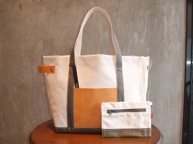 rehacer CAMPS TOTE BAG IVRY2