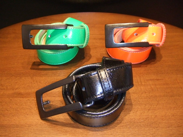 MDY LEATHER BELT