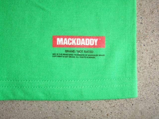 MDY MACKDADDY BRAND GREEN1