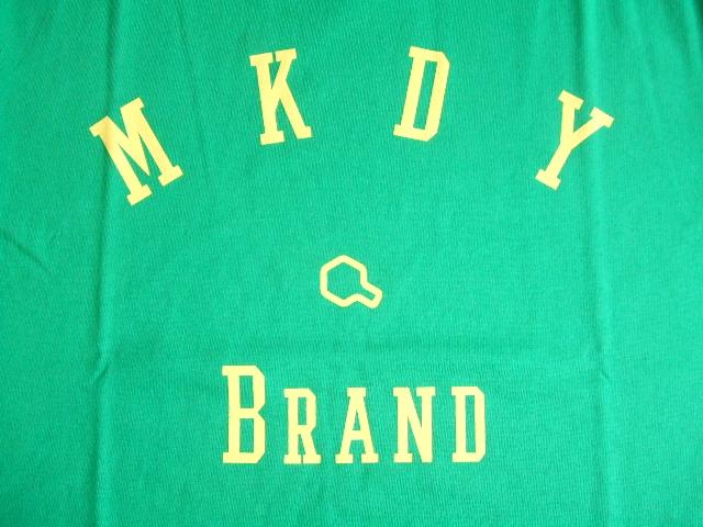 MDY MKDY BRAND GREEN