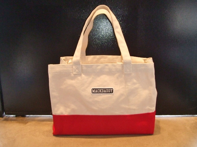 TOTE BAG SMALL RED