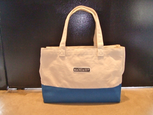 MDY TOTE BAG SMALL BLUE