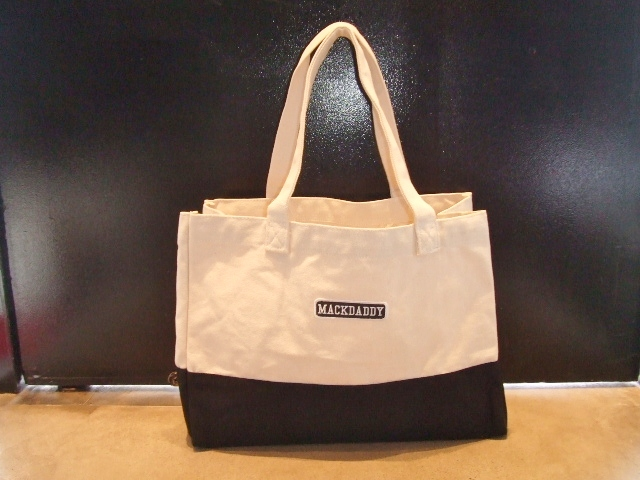 MDY TOTE BAG SMALL BLACK