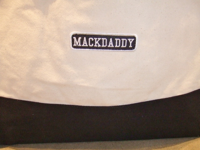 MDY TOTE BAG SMALL BLACK FT