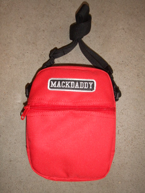 MDY MINI SHOULDER BAG  RED