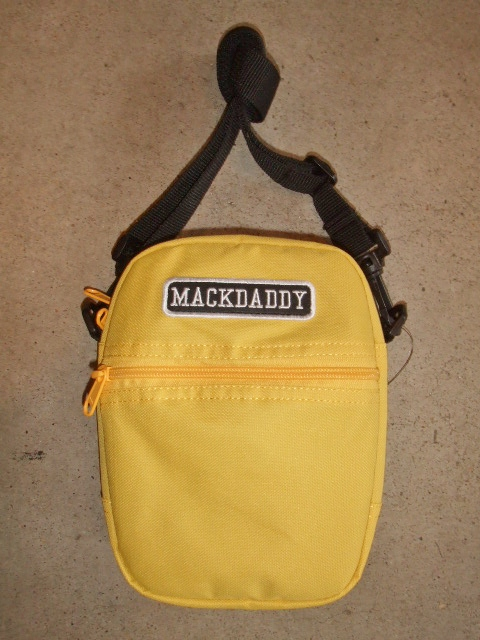 MDY MINI SHOULDER BAG YELLOW