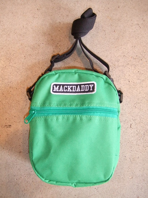 MDY MINI SHOULDER BAG  GREEN