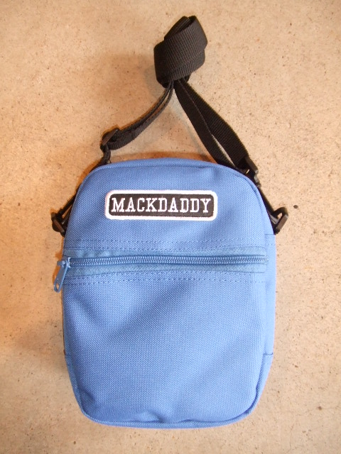MDY MINI SHOULDER BAG  BLUE