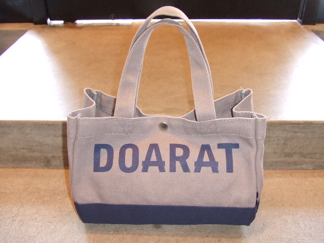 DOARAT TWO TONE SMALL TOTE2 GRNV