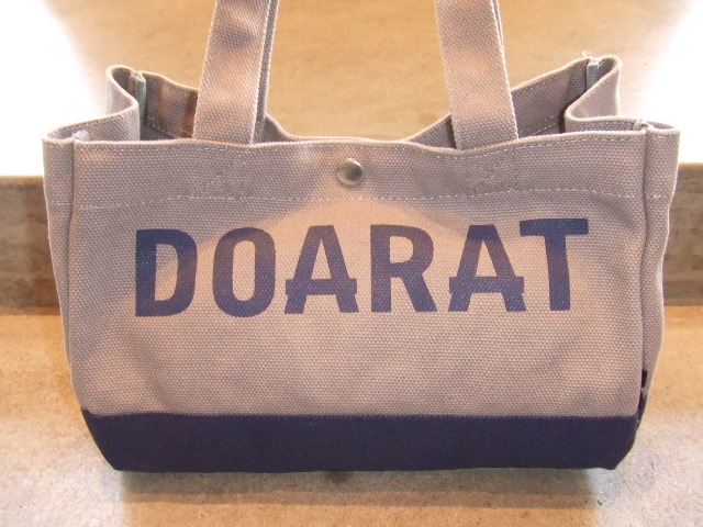 DOARAT TWO TONE SMALL TOTE2 GRNV FT
