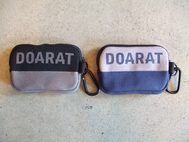 DOARAT TWO TONE POUCH2 FT