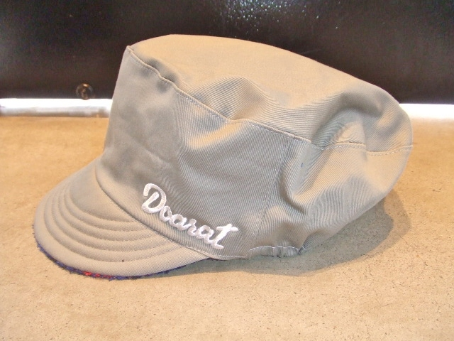 DOARAT REVERSIBLE CAP BEIGE