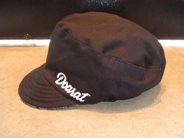 DOARAT REVERSIBLE CAP BLACK