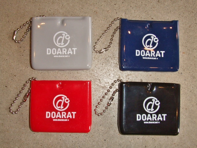 DOARAT SQUARE COIN CASE
