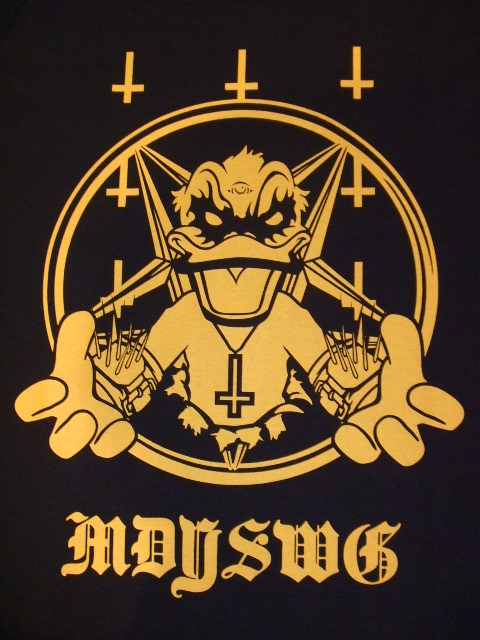MDY SWAGGER TANK TOP BLACK FT1