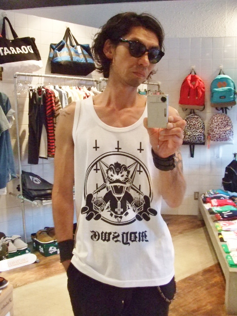 MDY SWAGGER TANK TOP ST